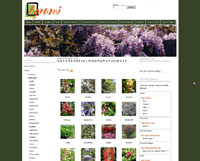 Web Design New Forest Agrumi online garden centre joomla virtuemart web site