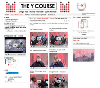 Web Design New Forest The Y Course web site design and development by New Forest Web